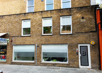 Prominent Retail/Office Building to Let - Other Class E uses considered, 1,154 sq ft (107.2 sq m), 1 Holland Park Terrace, Portland Road, Holland Park, London W11 | JMW Barnard Commercial Property Agents'; ?>