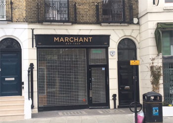 Ground Floor and Basement Gallery / Showroom to Let / Rent,963 sq ft (89.5) sqm sales area, 101 Kensington Church Street, London, W8
