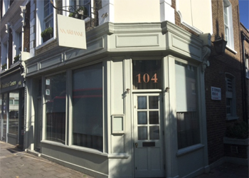 Affordable Fitted Out Restaurant to Let Without Premium, 328 sq ft (30.5 sq m), Ground floor, 104 Chepstow Road, Bayswater/Notting Hill Borders, London, W2