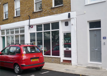 >Self Contained Business Suite to Let, 110 Princedale Road, Holland Park, London, W11