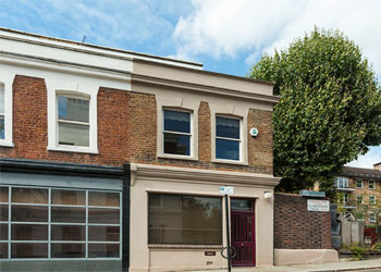 >Self Contained Office Building for Sale, 803 sq ft (74.6 sq m), 12 Clarendon Cross, Holland Park, London, W11