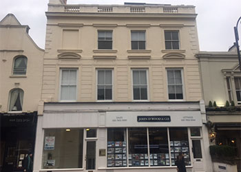 Self Contained Office Floor to Let, 902 sq m (84 sq m), Second Floor, 125 Gloucester Road, South Kensington, London SW7