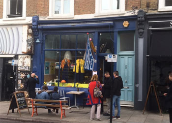 A1 Café to Let, New Lease, No Premium, 1,155 sq ft (107 sq m), 128 Talbot Road, Notting Hill, London, W11 | JMW Barnard Commercial Property Agents'; ?>