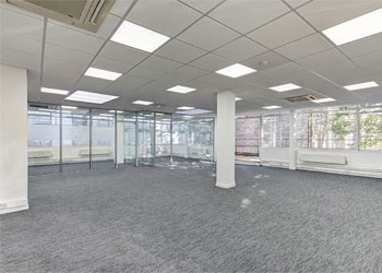 Self Contained Offices to Let, 6,152 sq ft (572 sq m), 140-142 Kensington Church Street, London, W8