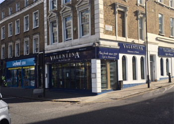 Prominent Corner Restaurant to Let / Rent, 1,886 sq ft, Ground floor & basement, 145 Notting Hill Gate, London W11