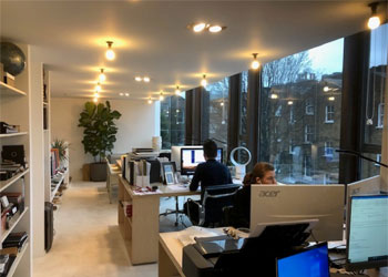 Bright Studio Office To Let, 430 sq ft (40 sq m), Part Third Floor office, 17 Powis Mews, Notting Hill, London W11 | JMW Barnard Commercial Property Agents'; ?>