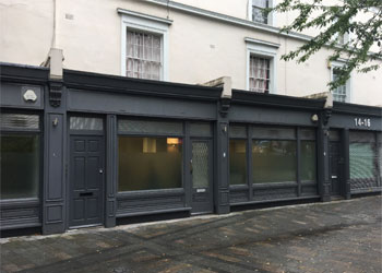 Self-Contained Offices to Let, 1,004 sq ft (92.9 sq m), 18 Norland Road, Holland Park, London W11