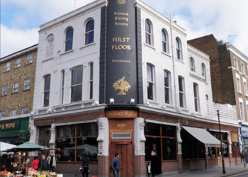 Extremely Prominent Fitted Bar/Restaurant to Let, 4,717 sq ft (438 sq m), 186 Portobello Road, London, W11