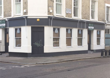 Prominent Restaurant/Bar to Let, 2,500 sq ft (232 sq m), 209 Westbourne Park Road, Notting Hill, London W11