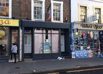 Refurbished A1 Shop & Basement to Let / Rent, 844 sq ft (78.44 sq m), Ground floor & basement, 21 Pembridge Road, Notting Hill Gate, London W11