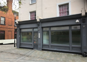 Shop to Let, 1,061 sq ft (98.5 sq m), 22 Norland Road, Holland Park, London, W11 | JMW Barnard Commercial Property Agents'; ?>