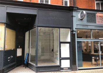 Shop to Let, 486 sq ft (45.2 sq m), 23 Chepstow Corner, Chepstow Place, Notting Hill, London, W2 | JMW Barnard Commercial Property Agents'; ?>