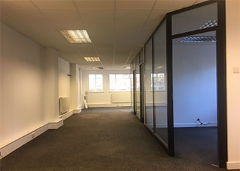 Self Contained Office Floor to Let, 850 sq ft (79 sq m), First Floor, 237 Kensington High Street, London, W8