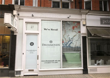 Shop to Let, 870 sq ft (80.8 sq m), 27 Chepstow Corner, Chepstow Place, Notting Hill, London, W2