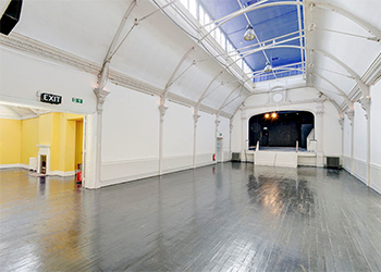 Unique Grade II Listed Retail and Events Space to Let, 8,768 sq ft (714.4 sq m), 20th Century Theatre, 291 Westbourne Grove, Notting Hill, London, W11