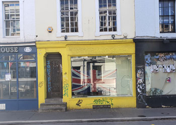 Shop to Let, 31 Pembrdige Road, Notting Hill Gate, London, W11