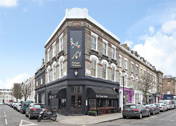 Prominent Corner Restaurant to Let – No Premium, 349 Portobello Road, Kensington, London, W10