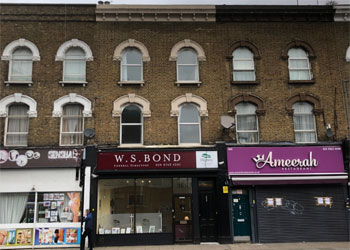 Freehold Mixed Use Investment For Sale, Shop & Maisonette - single tenancy to Dignity Funerals, 366 Uxbridge Road, Shepherds Bush, London, W12