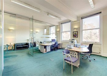 Air Conditioned Office Suite To Let, 956 Sq ft (88.8 sq m), 3rd Floor, 38 Queensgate, South Kensington, London SW7