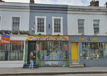 Retail Shop to Let / Rent, 1,220 sq ft (113 sq m) net, 49 Pembridge Road, Notting Hill Gate, London, W11