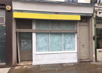 Refurbished Shop & Basement To Let, Ground floor & basement, 5 Elgin Crescent, Notting Hill, London, W11