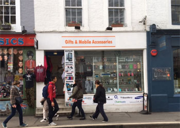 Shop to Let, 343 sq ft (32 sq m) sales, Ground floor, 51 Pembridge Road, Notting Hill Gate, London W11