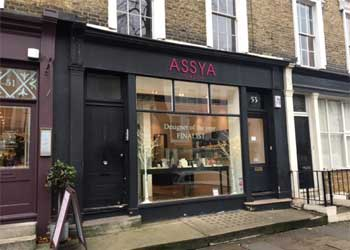 Shop & Basement to Let, 500 sq ft (46.4 sq m), 53 Ledbury Road, Notting Hill, London, W11
