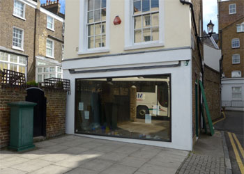 Shop & Basement to Let, 64a Kensington Church Street, London, W8
