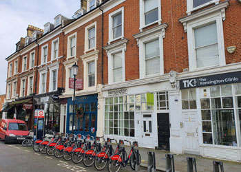 >Health & Fitness Centre To Let, Suitable for other Class E uses, 1,632 sq ft (152 sq m), 7 Russell Gardens, Kensington, London W14