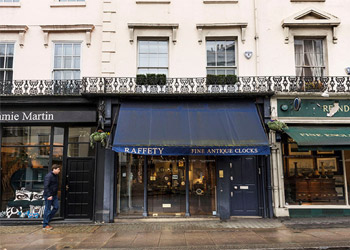 Shop & Basement to Let / Rent, 1,263 sq ft (117.3 sq m), 79 Kensington Church Street, London W8
