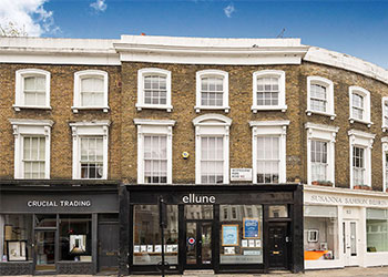 Shop/showroom with ancillary offices to Let, 780 sq ft (72.5 sq m), 81 Westbourne Park Road, London, W2