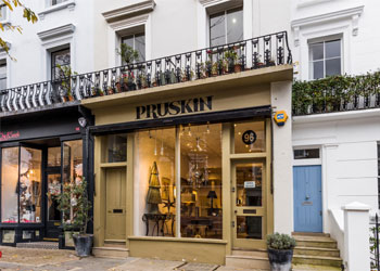 Ground Floor & Basement Showroom/Gallery To Let, Holland Park, W11