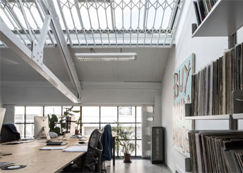 Studio Business Units To Let, From 190 -1800 sq ft 17.8-167.3 sq m, Buspace Studios, Conlan Street, North Kensington, London W10