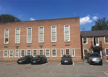 D1 treatment/therapy suite with offices to Let, 909 sq ft (84.5 sq m), Eva Fraser Suite, St Mary Abbots Centre, Kensington, London, W8