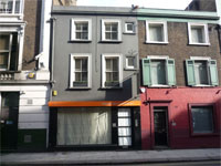 Self Contained Showroom & Residential Building to Let, 1 Kensington Mall, Notting Hill, W8
