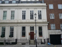 Self-Contained Office Suite To Let, 837 sq ft (77.8 sq m), 104 Lancaster Gate, London, W2