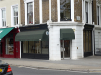 Shop & Basement to Let, 106 Kensington Church Street, Kensington, London, W8