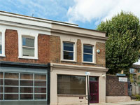 Self Contained Office Building for Sale, 803 sq ft (74.6 sq m), 12 Clarendon Cross, Holland Park, London, W11