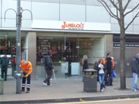 A3 Restaurant to Let, Unit 12, West 12 Shopping Centre, Shepherds Bush Green, London W12