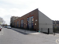 Self Contained Business Unit to Let, 10a Southm Street, North Kensington, W10