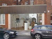 Shop/Gallery Space to Let, 15 Thackeray Street, Kensington, London, W8