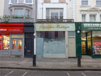 Prime Ground Floor Shop to Let, 771 Sq ft (71.6 sq m), Ground Floor, 164 Portobello Road, London, W11