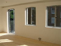 Bright Studio Office To Let, 261 sq ft (24.25 sq m), 17 Powis Mews, Notting Hill, London, W11