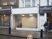 Ground Floor Shop To Let, Notting Hill, W11