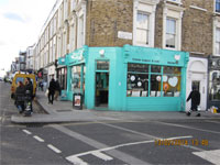 Shop To Let, Notting Hill, London W11