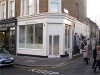 A1/D1 Unit To Let, 27 Kensington Park Road, Notting Hill, London W11