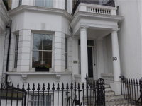 Offices to Let, Ground Floor, 33 Marloes Road, Kensington, London, W8