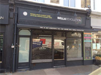 Fitted D1 Health Clinic and Former A3 Café to Let, 1,064 sq ft 99 sq m g.i.a., Ground floor, 333 & r/o 335 Portobello Road, North Kensington, London, W10