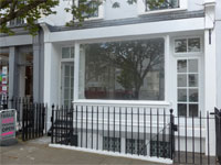 Refurbished Shop to Let, 1,100 sq ft (102 sq m), 41 Ledbury Road, Notting Hill, London, W11