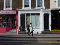Refurbished Shop & Basement To Let, 43 Pembridge Road, Notting Hill Gate, London, W11